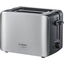 BOSCH Toaster roostevaba steel TAT 6A913