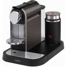 Кофеварка KRUPS XN 730 T Nespresso новый...