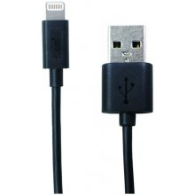 PQI Lightning cable 180 cm; black