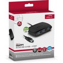 SPEEDLINK USB hub Snappy Active 4-port USB...