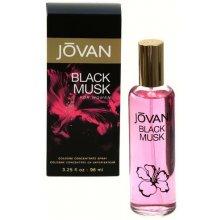 Jovan Musk чёрный, Cologne 96ml, Cologne для...