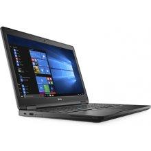 Ноутбук DELL Latitude 5580 Black, 15.6...