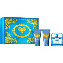Versace Man Eau Fraiche Set4 (EDT 50ml +...