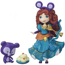 HASBRO DPR Mini doll koos a friend Merida