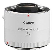 Canon EF 2x III, SLR, 7/3, Extender, valge...