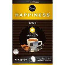 Zuiano Happiness Coffee Capsules, 53 g, 10...
