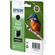 Тонер Epson Ink T1591 Photo чёрный | 17ml |...