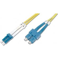 DIGITUS Fiber Optic Patch Cord, duplex SM...