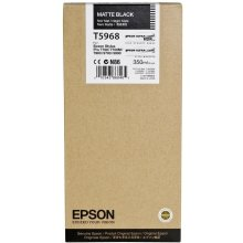Тонер Epson ink cartridge matte чёрный T 596...