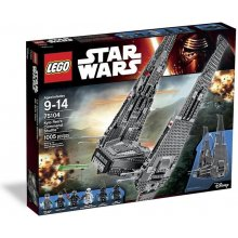 LEGO Star Wars Kylo Rens Shuttle Command