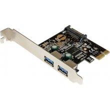 StarTech.com PEXUSB3S23, PCIe, USB 3.0...