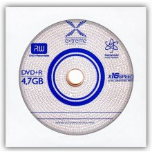 Diskid Extreme DVD+Rx16 4,7GB envelope 1