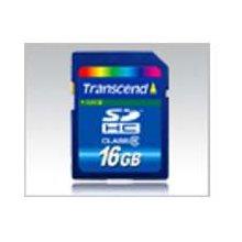 Флешка Transcend SDHC 16GB Class 6