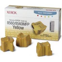 Тонер Xerox жёлтый Solid чернила для...