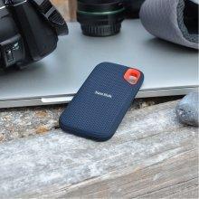 Kõvaketas SanDisk SSD EXTREME PORTABLE 1TB...