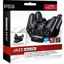 Mäng SPEEDLINK puldi laadija PS3 Jazz, must...