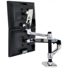 Ergotron Dual Stacking Arm LX Series, 18.1...