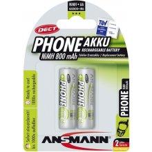 Ansmann 1x2 maxE NiMH rech.bat. Mignon AA...