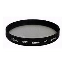 Hoya Close-Up lens +3 HMC 58