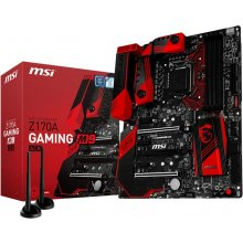 Emaplaat MSI Z170A GAMING M9 ACK s1151 Z170...