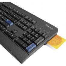 Klaviatuur LENOVO PC keyb, black, USB -...