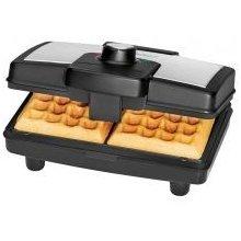 Clatronic Waffle maker 800W black-inox WA...