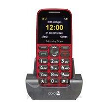 Мобильный телефон DORO Primo 365 красный