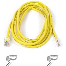 BELKIN cat 6 network cable 1,0 m UTP yellow...