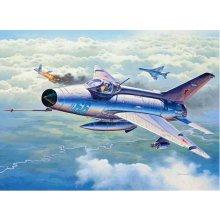 Revell MiG-21 F.13 Fishb ed C