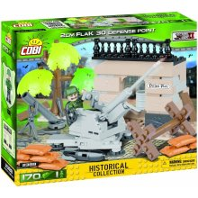Cobi Klocki Small Army 170 elements 2cm Flak...