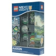 LEGO Knights watch Nexo Aaron mini figurine