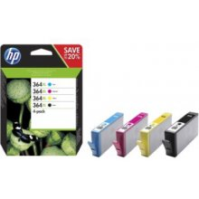 Тонер HP 364XL 4-pack High Yield Black...