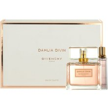 Givenchy Dahlia Divin, Edt 50ml + 12, 5ml...