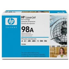 Tooner HP 92298A Toner must