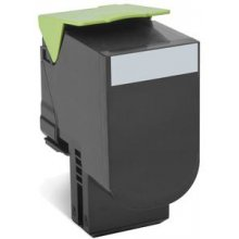 Lexmark 80C2XKE Cartridge, Cartridge, Black...