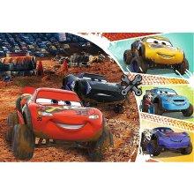 TREFL Puzzle 60 pcs - Cars 3, Lightning...