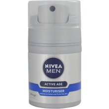 NIVEA Men Active Age Moisturiser, Cosmetic...