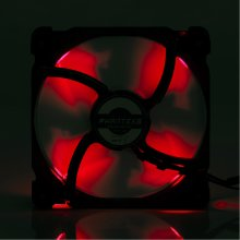 Phanteks PH-F120SP 120mm Lüfter rote LED...