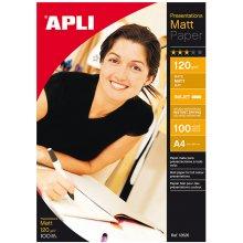 Apli Fotopaber MATT A4, 120 g/m2, 100lehte...