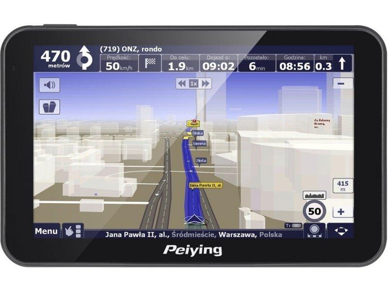 954ad322297 GPS-seade Peiying GPS ALIEN 5INCH MAP OF EUROPE PY-GPS5013 - OX.ee