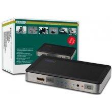 DIGITUS HDMI Switch 3 Eingänge -> 1 Ausgang