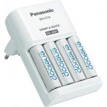PANASONIC eneloop Smart-Quick aku akulaadija...