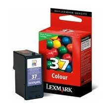 Tooner Lexmark No.37 Color Return Program...