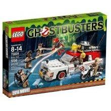 LEGO Ghostbusters Ecto-1 & Ecto-2