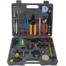 Gembird Tool kit 'PRO', 48 pcs Gembird