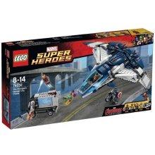 LEGO Super Heroes Pościg Avengersóww...