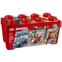 LEGO Juniors Rajd Samochodów Wyścigowych