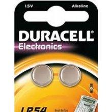 DURACELL Batterie Knopfzelle LR54 1.5V 2St