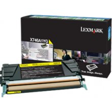 Тонер Lexmark X746A1YG Toner Cartridge...