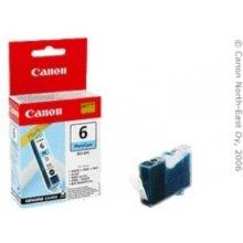 Тонер Canon BCI-6PC, фото голубой, Inkjet...